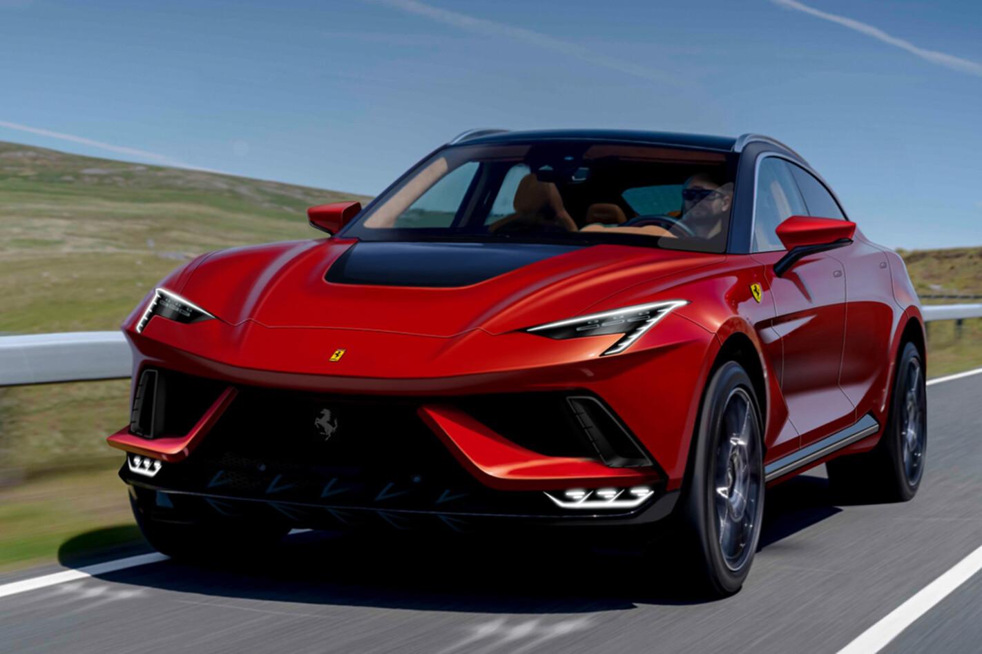 Ferrari Purosangue 1 Normal Jpg
