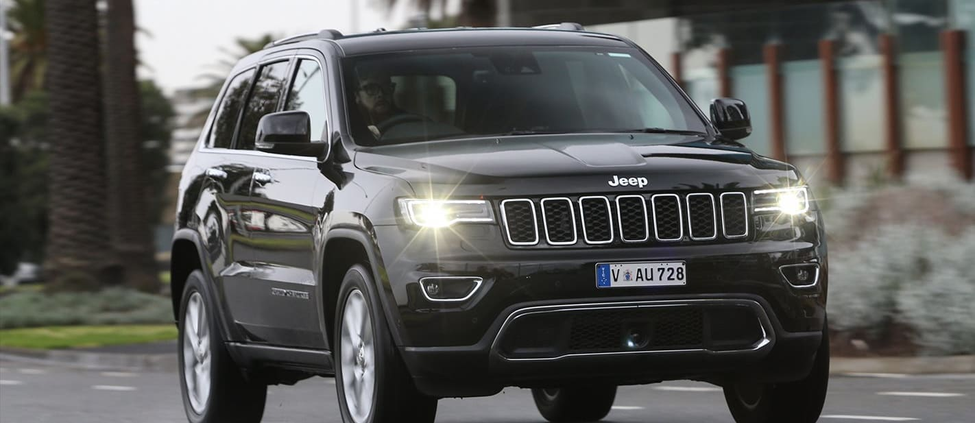 2017 Jeep Grand Cherokee Limited Quick Review