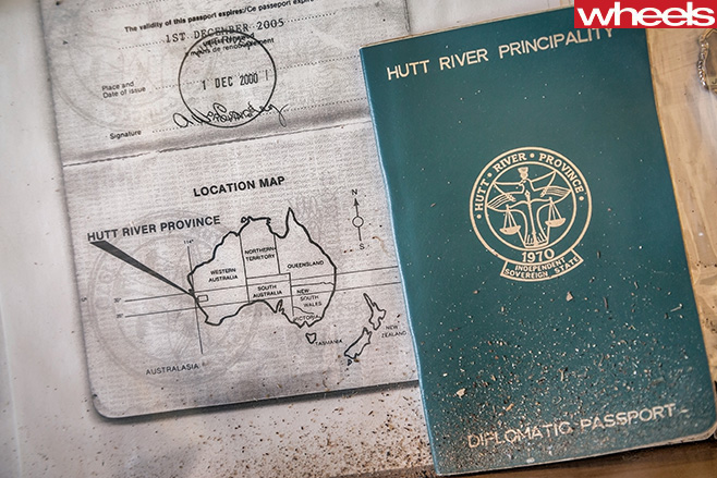 Hutt -River -Diplomatic -Passport