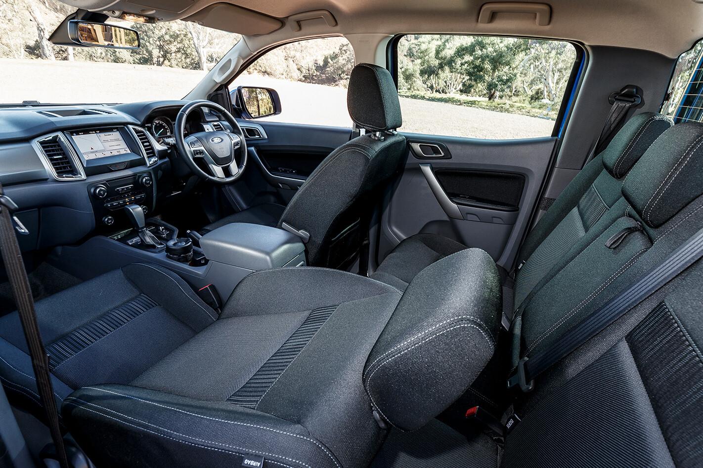 Ford Merc Ranger Interior Jpg