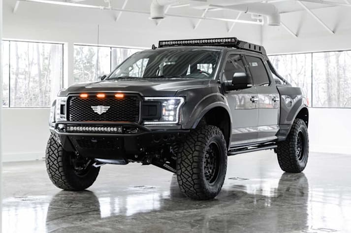 Ford F-150 by Mil-Spec Automotive revealed