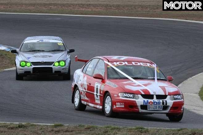 Fast And Furious Inspired Holden Commodore Suprakar HRT V 8 Livery Jpg