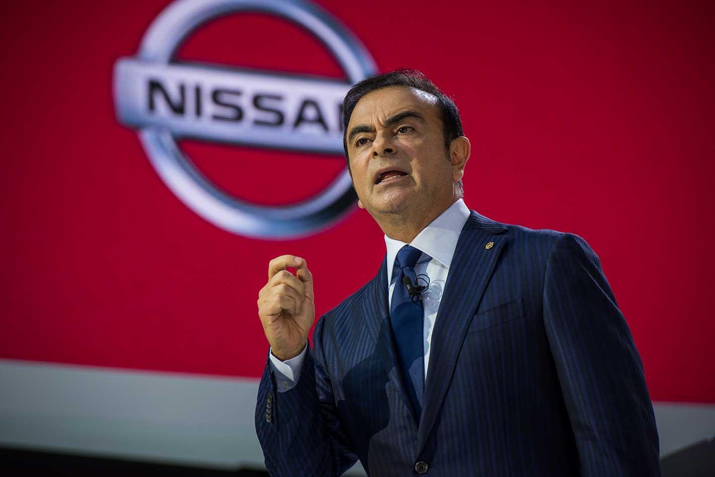 Carlos Ghosn main