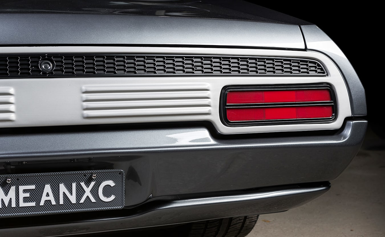 Ford Falcon XC hardtop taillight