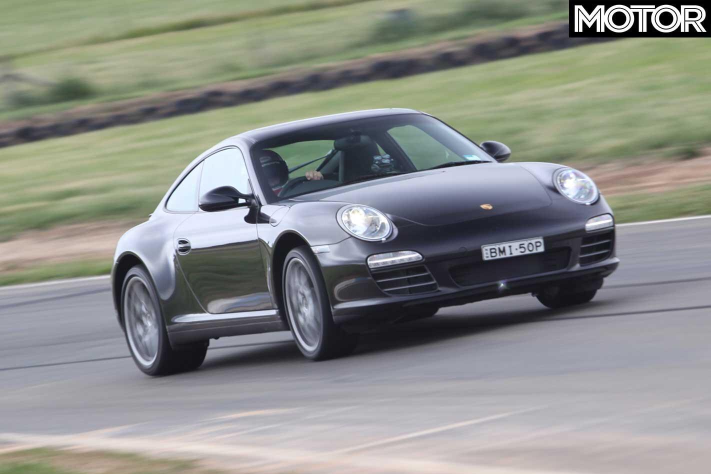 2011 Porsche 911 Carrera 4 S Track Handling Jpg