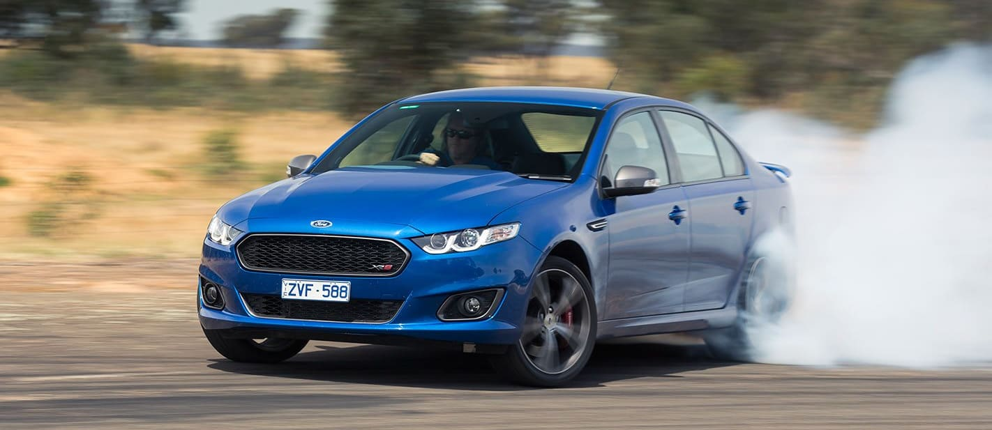 Ford Falcon XR8 review