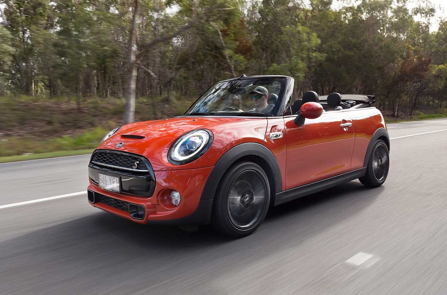 2018 Mini Cooper S Convertible performance review