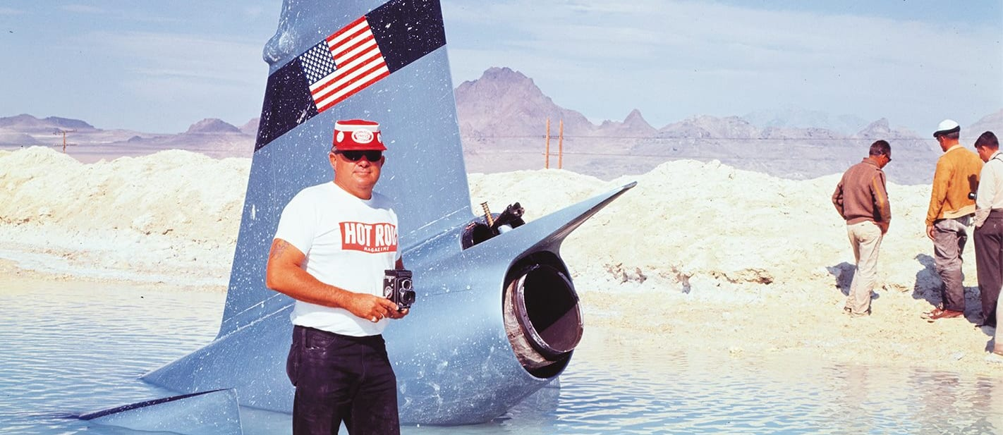 Land Speed Record Heroes
