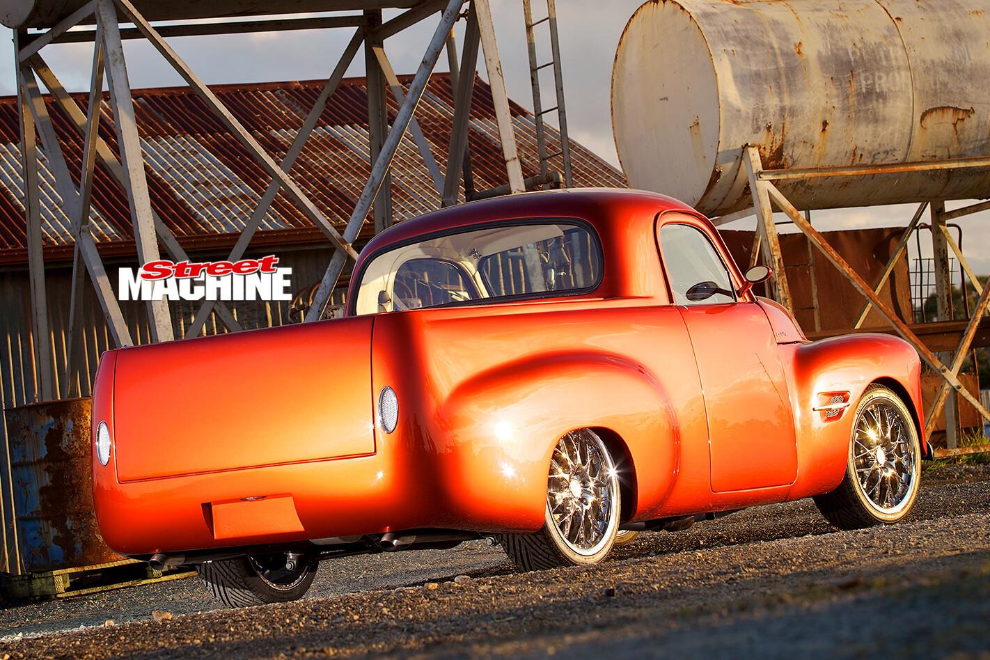 Holden -fj -ute -rear