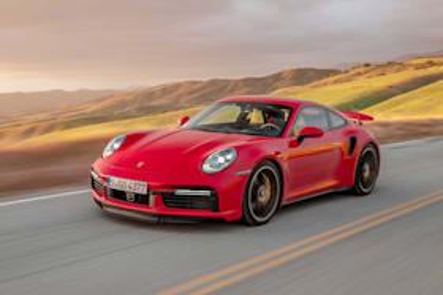 Porsche 992 911 Turbo S review