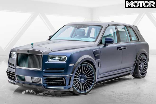 Rolls Royce Cullinan Front Jpg