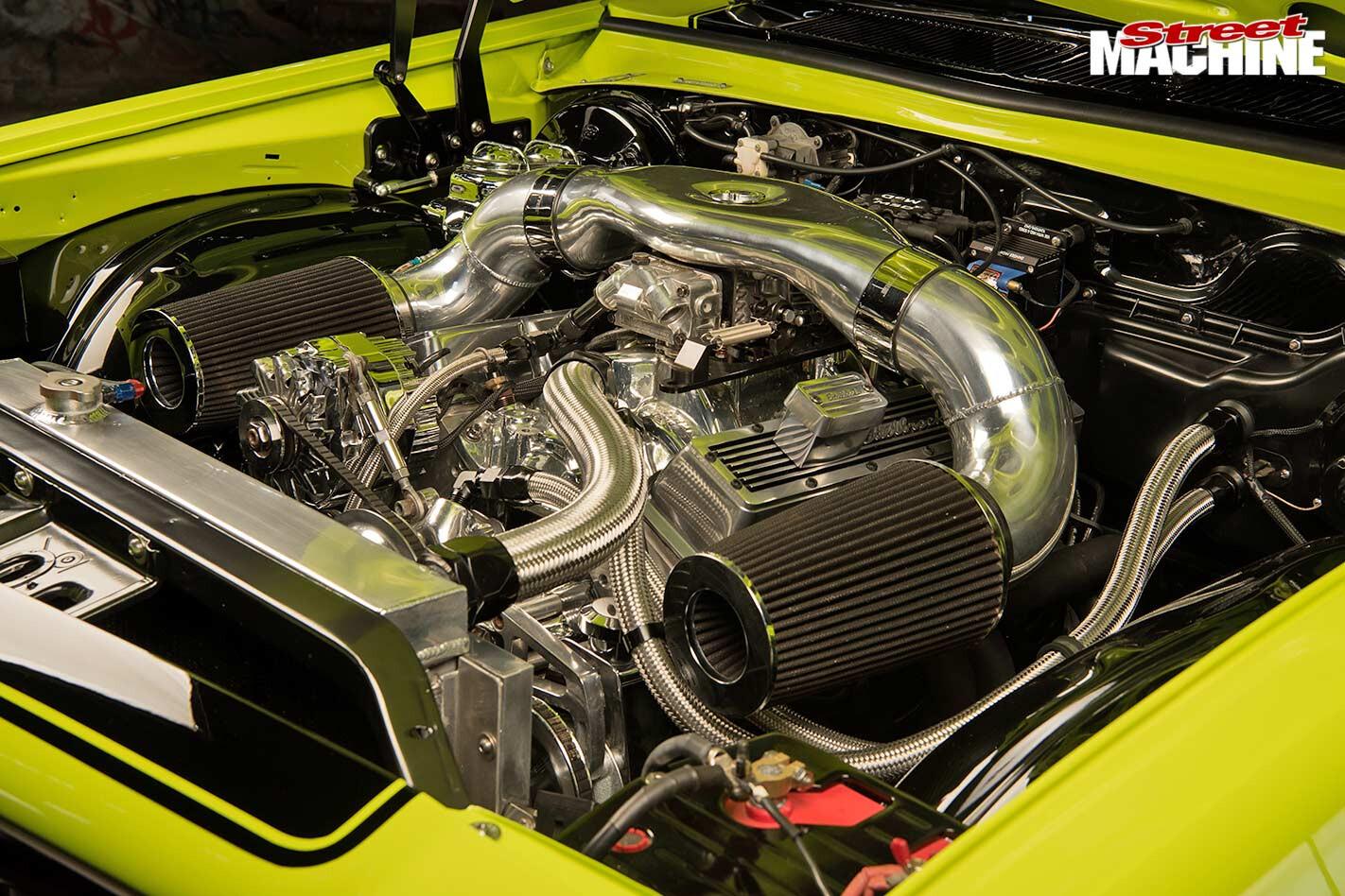 Holden HQ engine