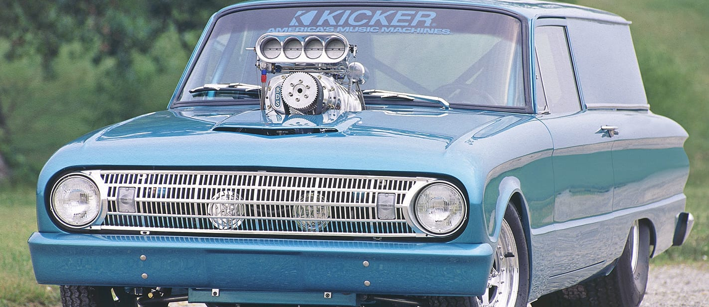 ford falcon wagon front nw