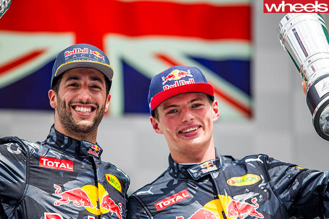 Red -Bull -F1-racing -car -drivers