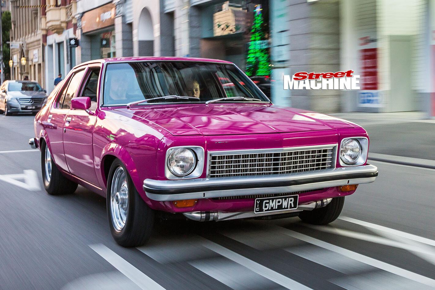 Holden Torana LH onroad