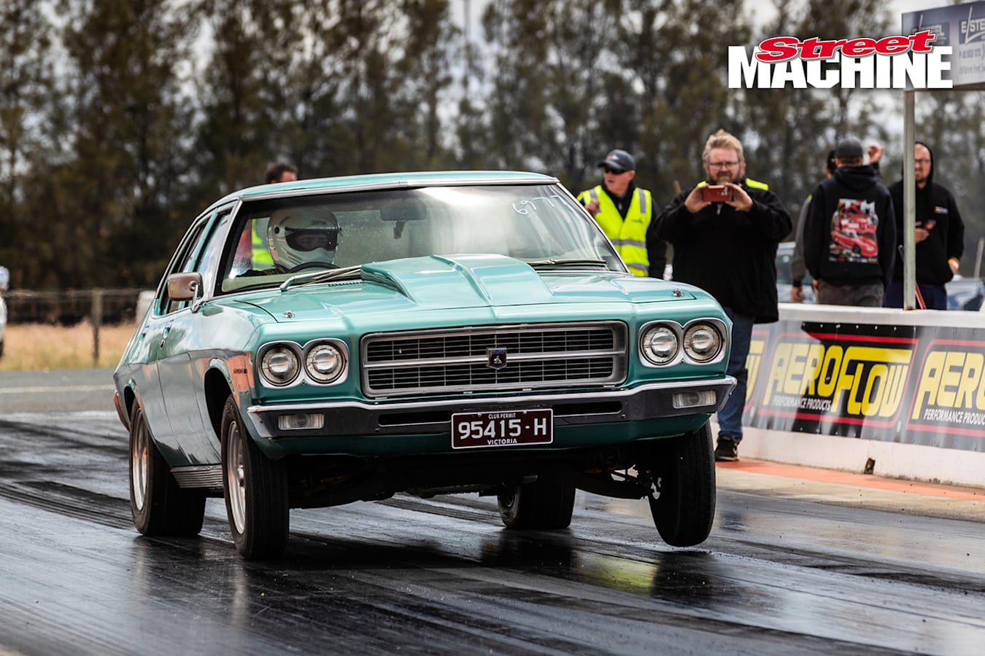 HQ Holden Wheelstand Jpg