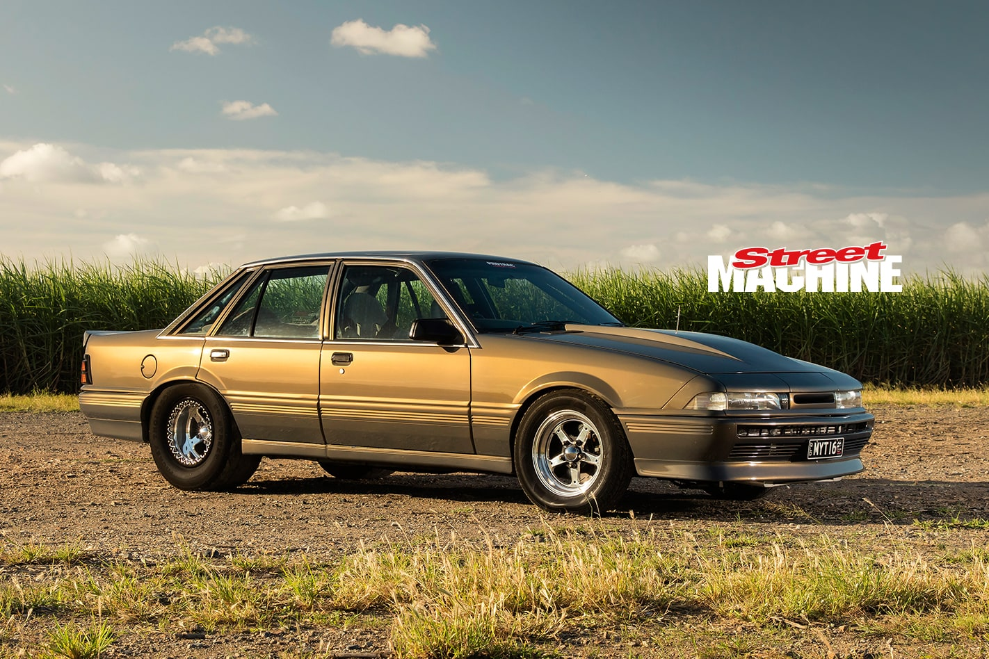 VL Commodore Turbo LS 7