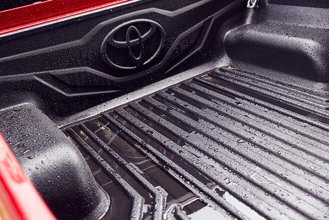 2016 Toyota Hilux SR5 Tray