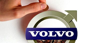 Volvo could to be added to the Chinese menu