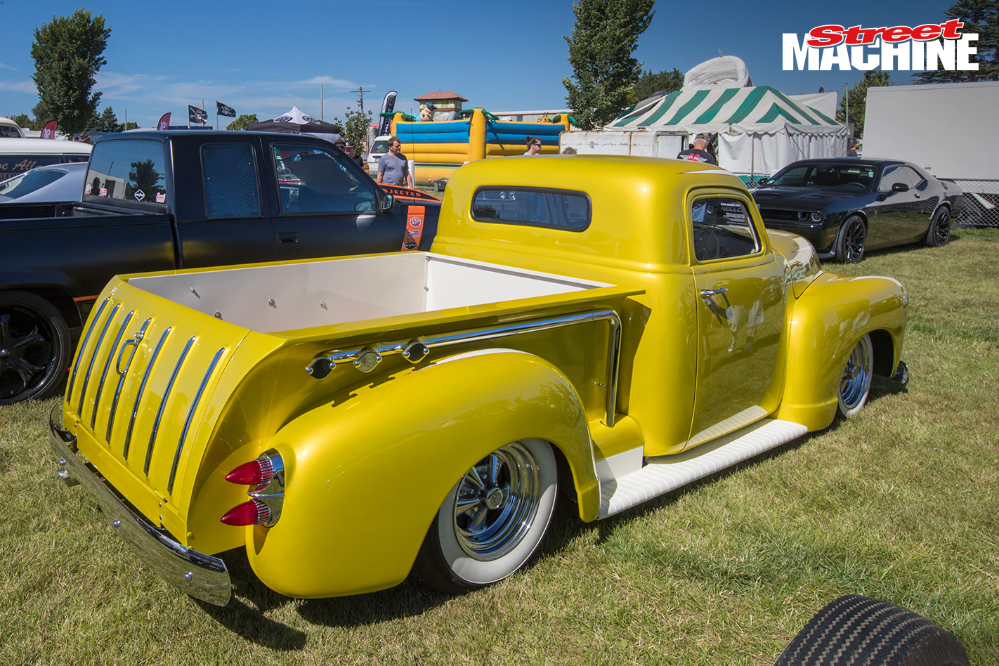 48 Chev Pick Up Custom 1