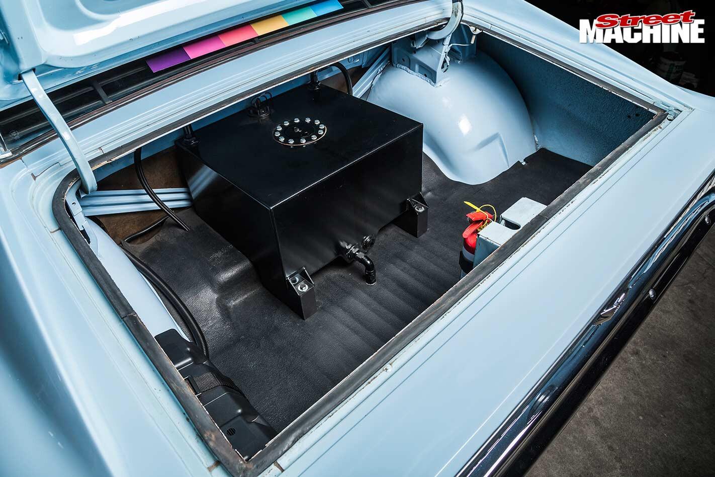Chrysler Valiant Charger boot