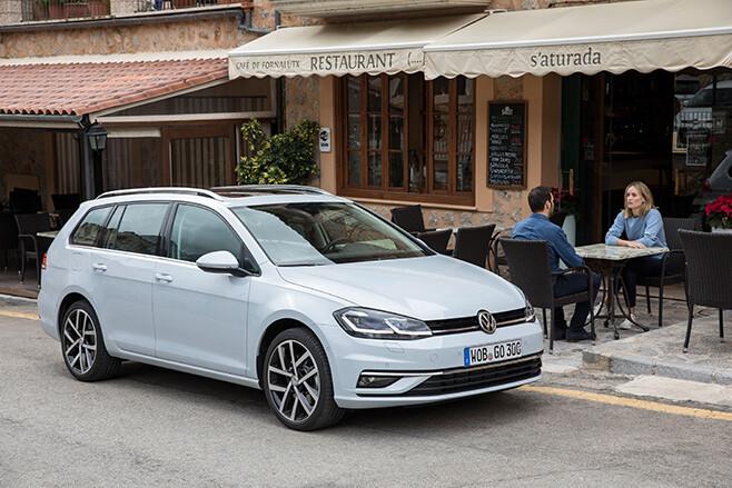 2017 Volkswagen Golf Wagon
