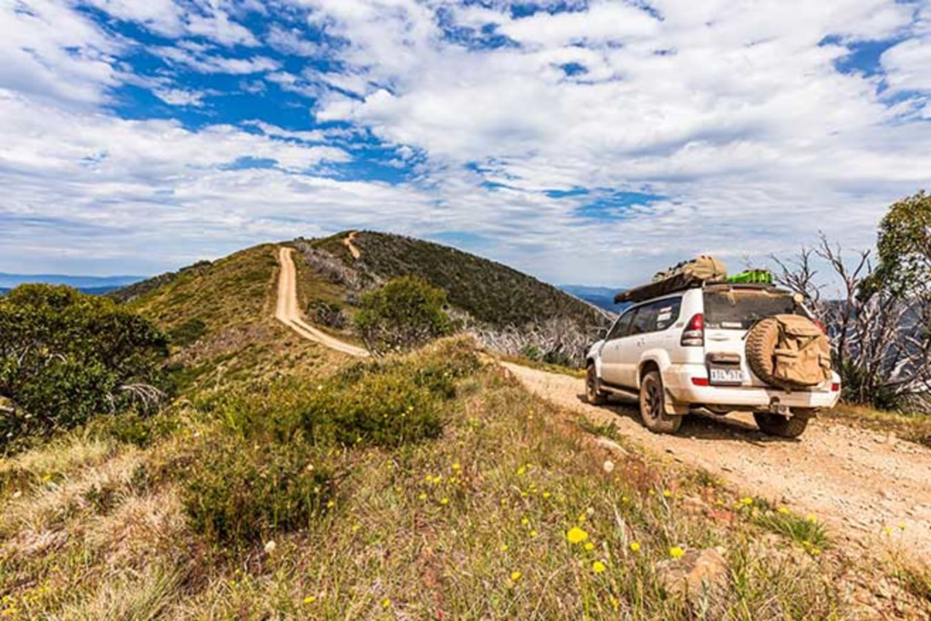 Vic High Country 4x4