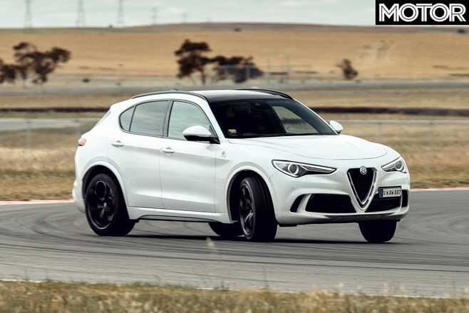 Alfa Romeo Stelvio Q Handling Jpg