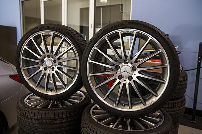 Car Wheels genuine and fake