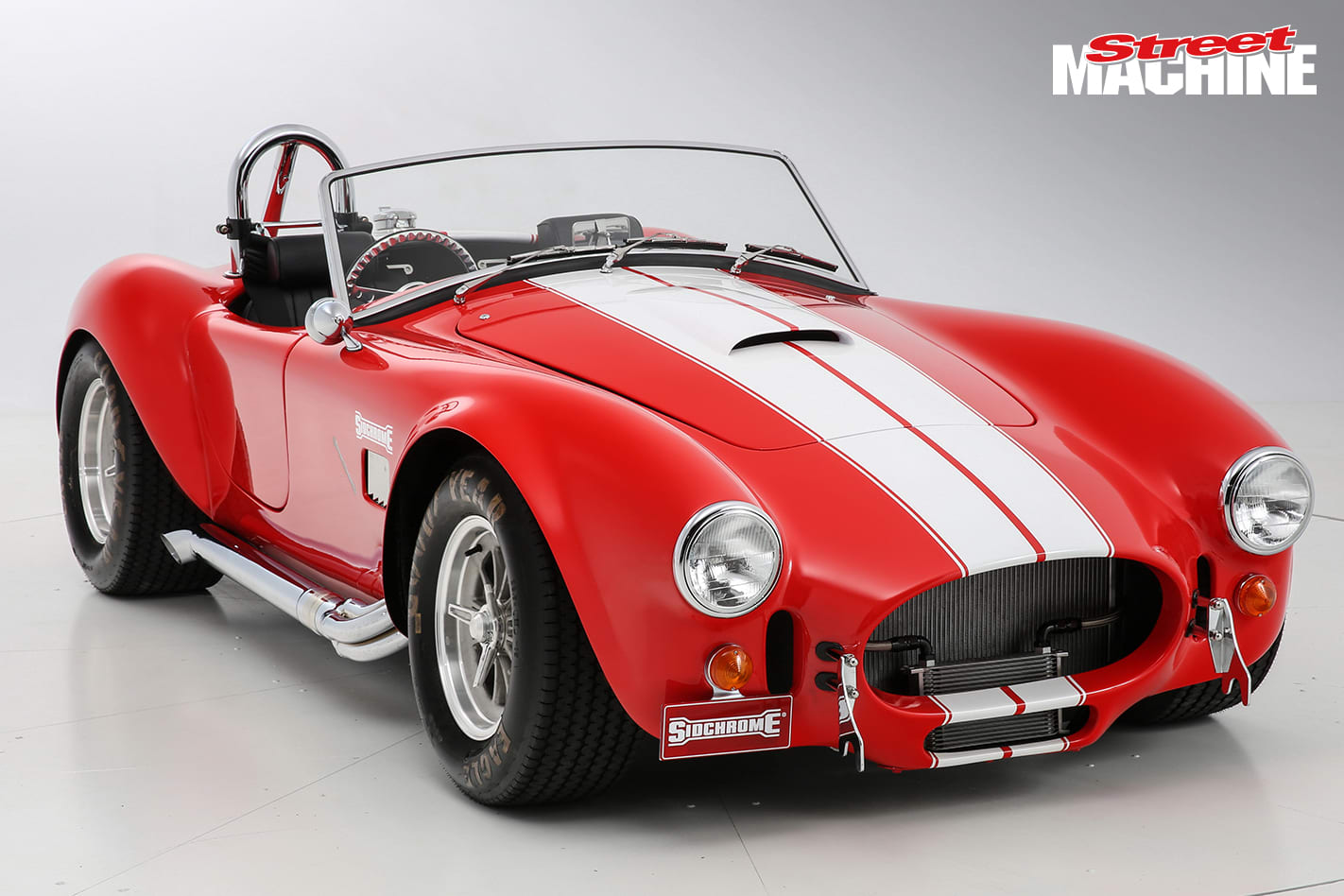 Ford Cobra Sidchrome Project Car