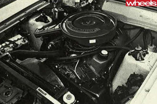 1974-Ford -Falcon -XB-GT-enginejpg