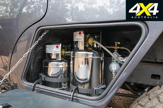 MSA 4 X 4 Toyota Land Cruiser 200 6 X 6 Project Super Cruiser Gas Bottle Jpg