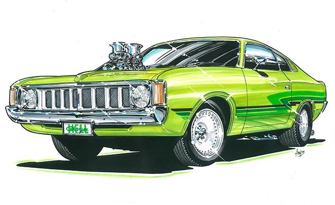 Chrysler VK Charger