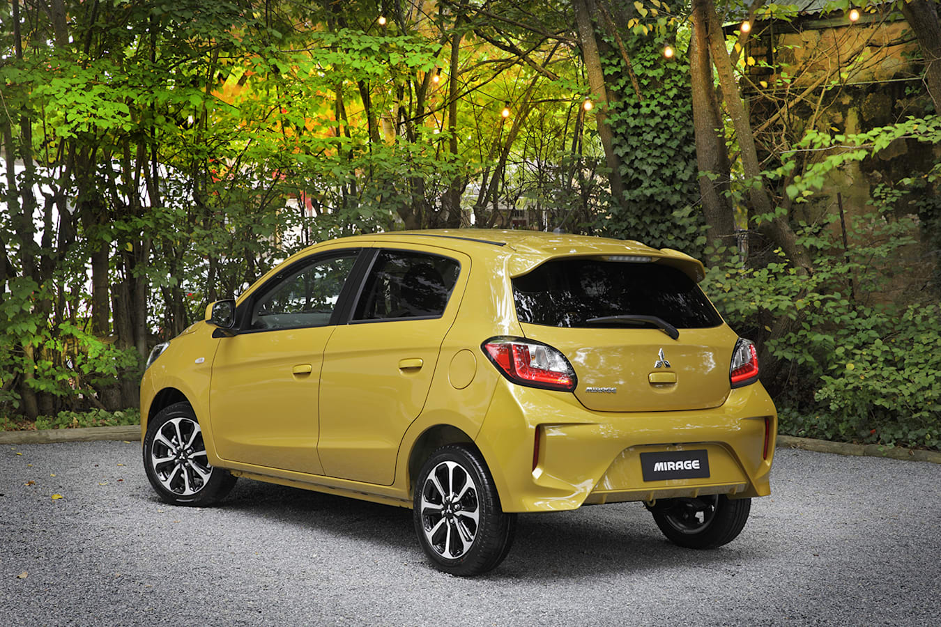 2020 Mitsubishi Mirage pricing and features