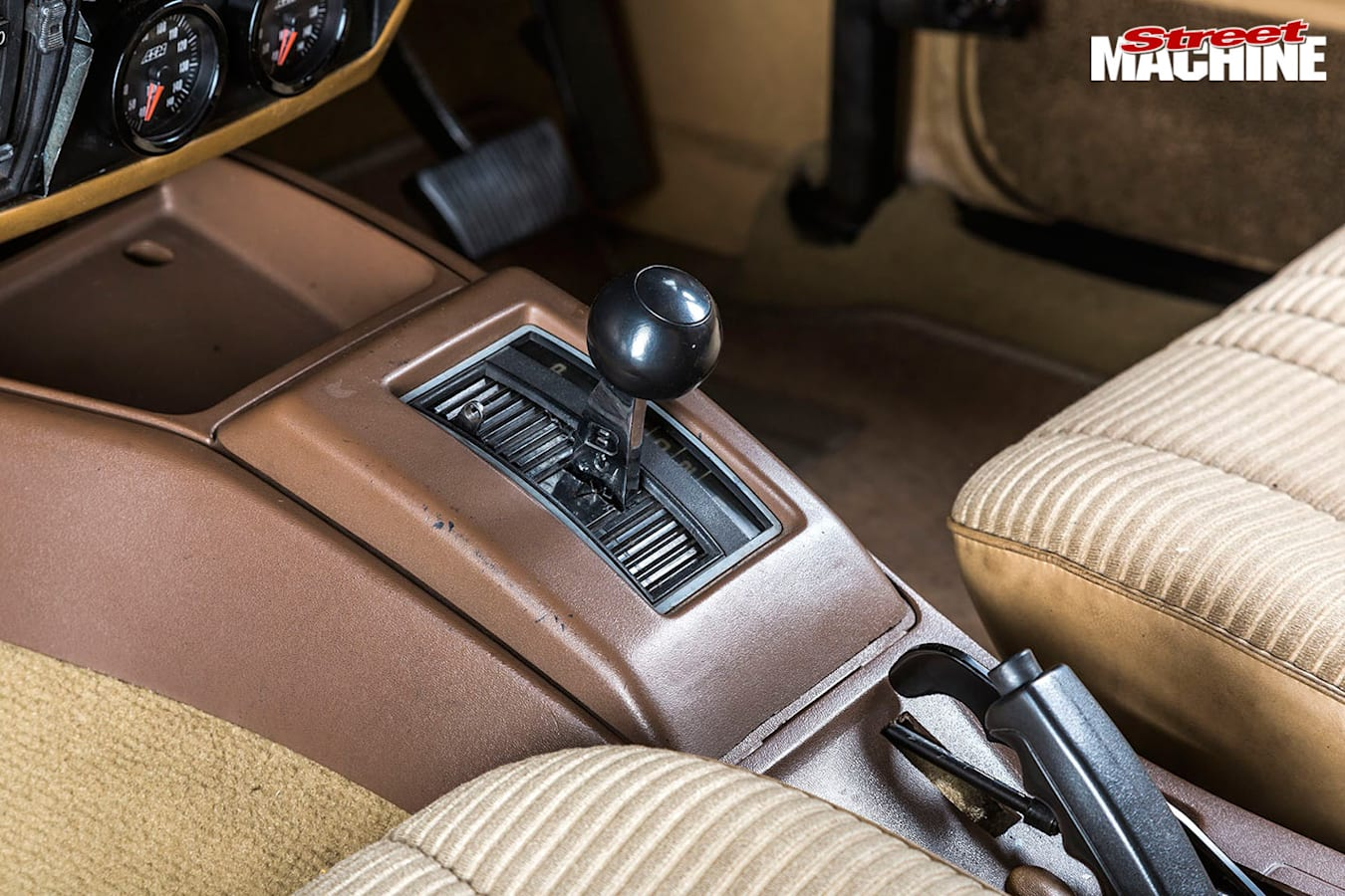 Holden VC Commodore shifter