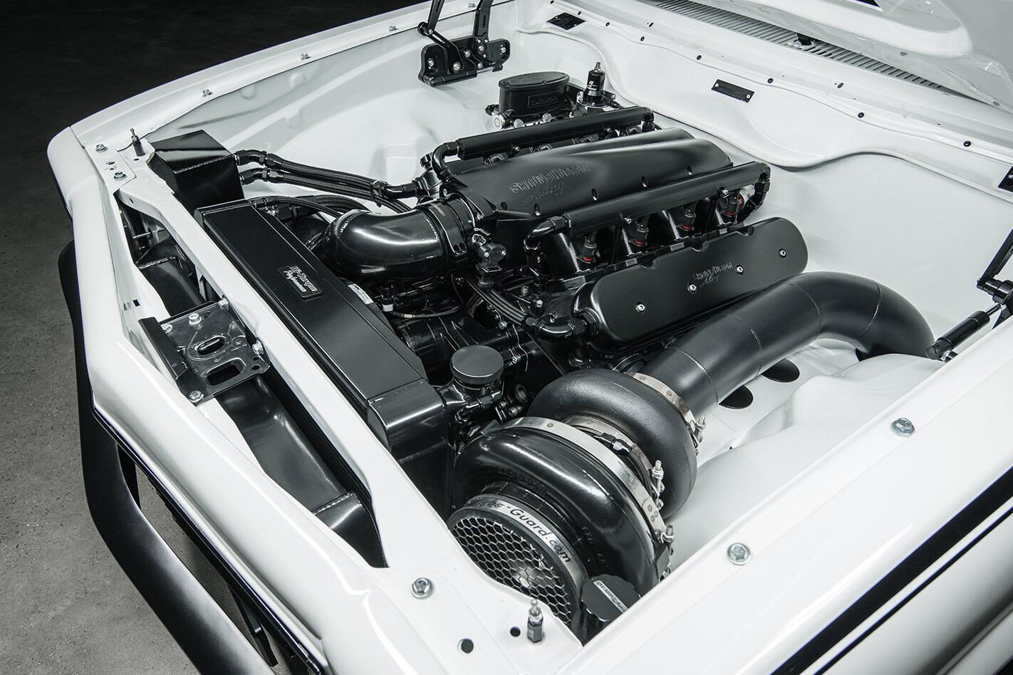 Holden LX Torana LSX engine