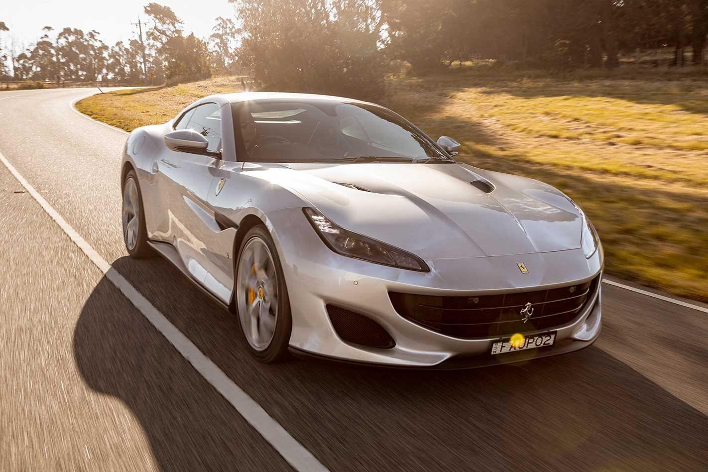 2019 Ferrari Portofino performance review