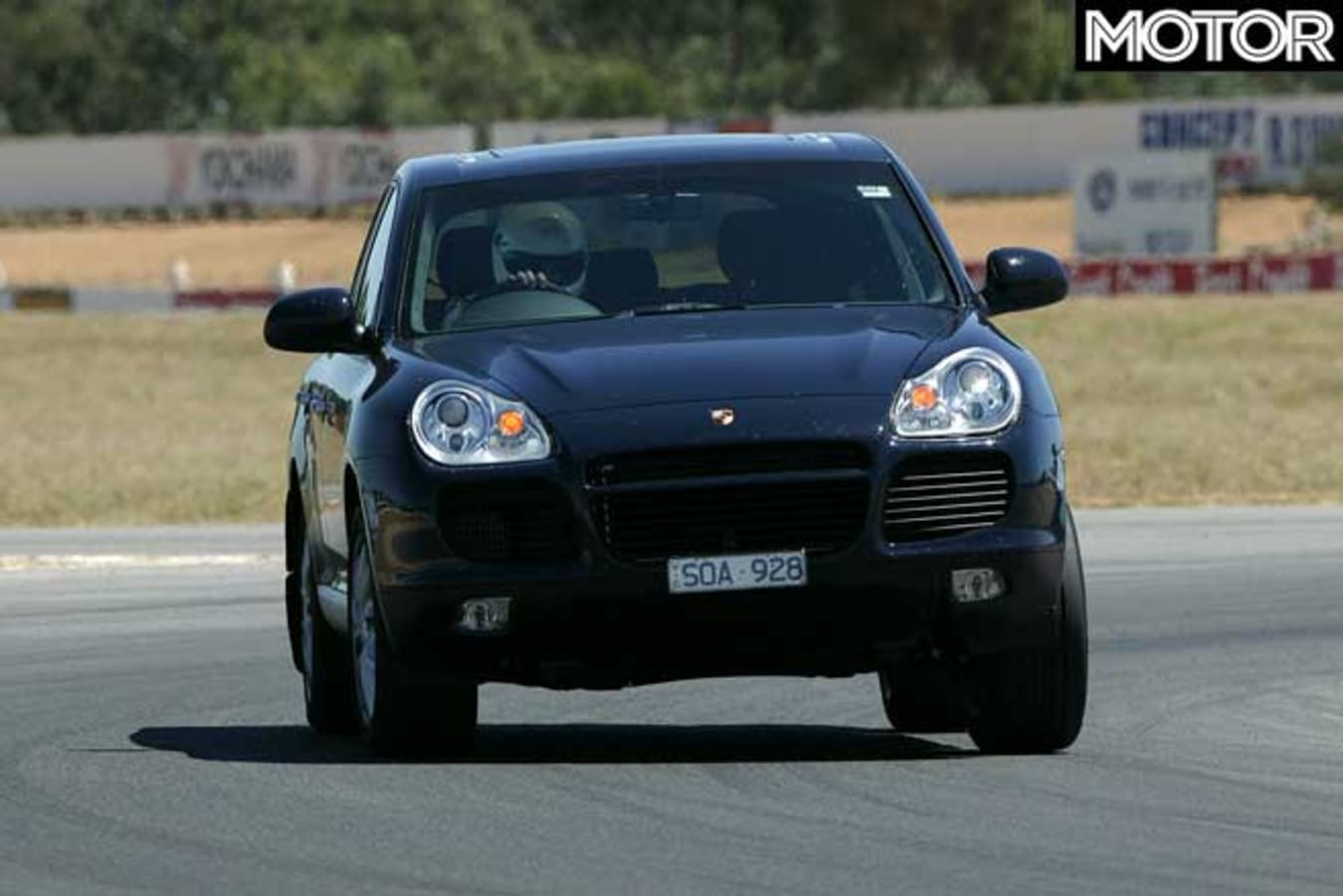 Performance Car Of The Year 2004 Introduction Porsche Cayenne Turbo Jpg