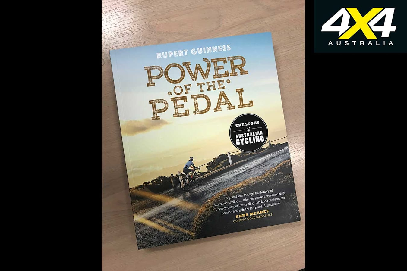 New 4 X 4 Gear Power Of The Pedal Jpg